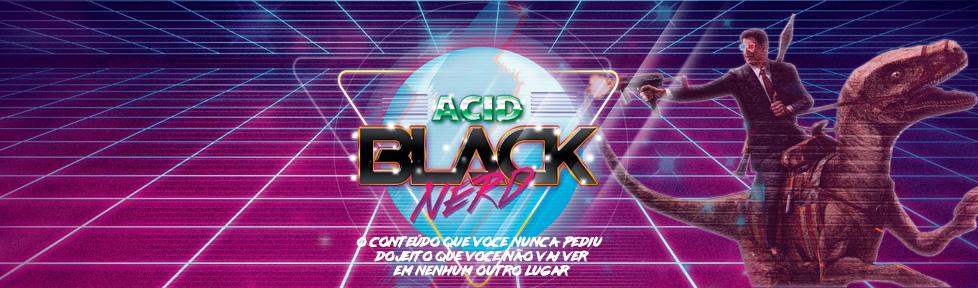 ACID BLACK NERD